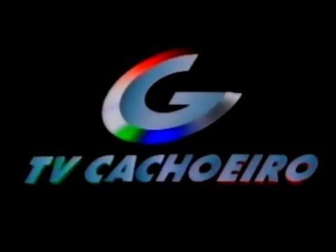Vinheta da TV Cachoeiro 1996-1999