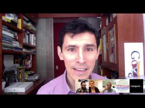 +Hangouts de Periodismo No.93: ¿Cómo lograr la transformación digital de un medio?