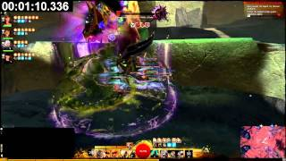 GW2 - The Ruined City of Arah Explorable Mursaat Path 2 War