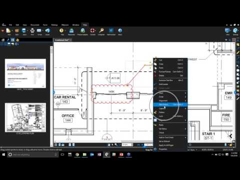 Organizing Your Document Set with Bluebeam Revu