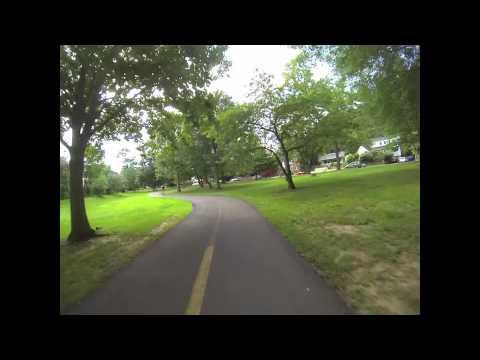 BIke Ride from Washington Navy Yard to Bailey's Crossroads