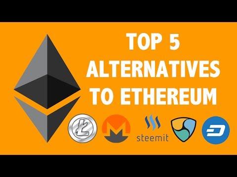 Top 5 Alternatives to Ethereum