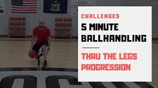 INTENSE 5 Minute Dribbling Workout at Home