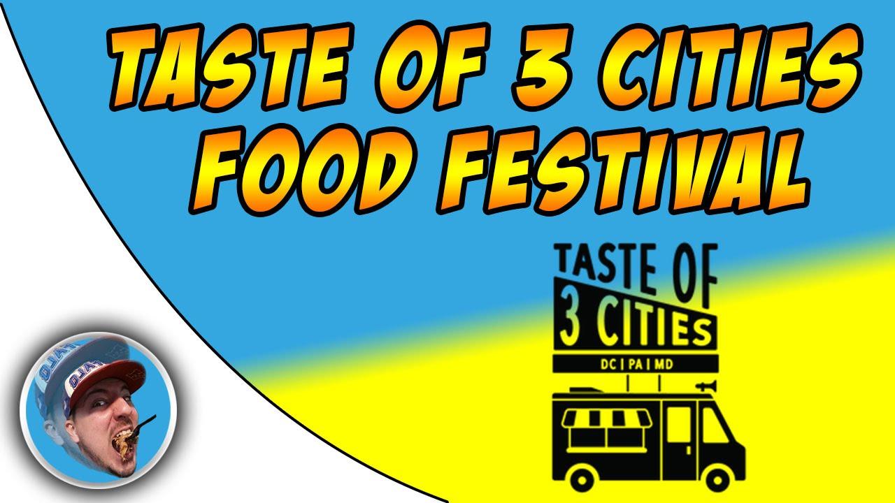 Taste Of  Cities Food Truck Festival