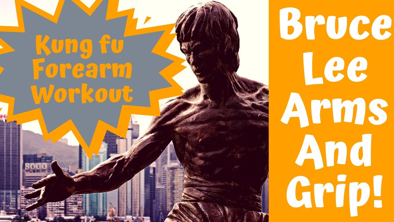 Download Bruce Lee forearm and grip training