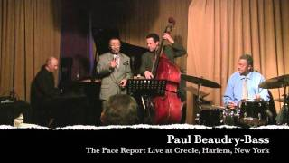 "The Pace Report: ""Grady Tate: The Man and His Music"" The Grady Tate Interview"