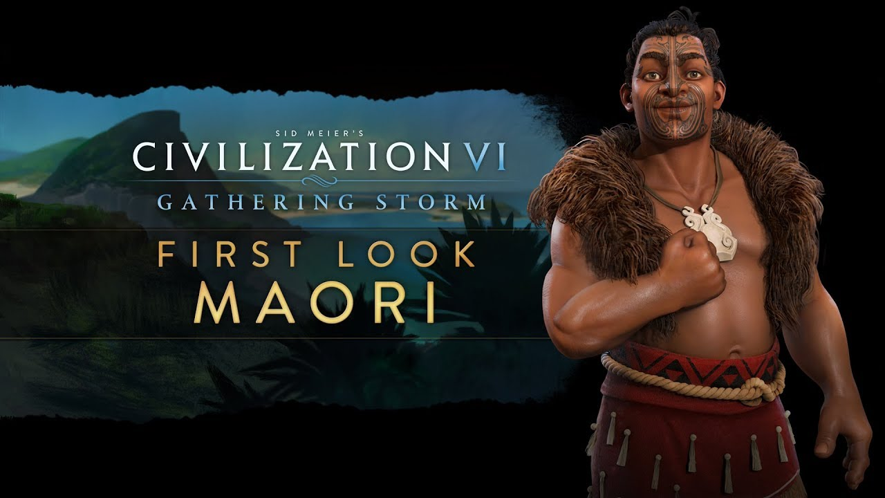 Civilization 6: Gathering Storm has a new civ that begins the game