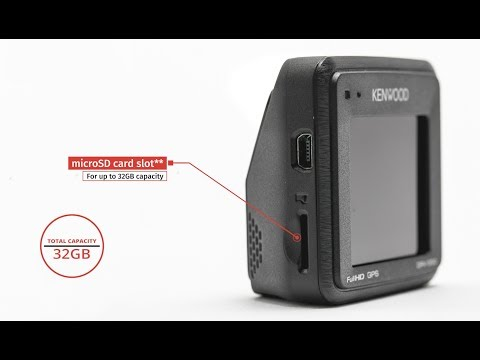 DRV-330 Dash Cam - Small And Compact