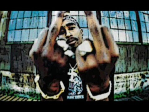 2Pac - Pain (Music Video)