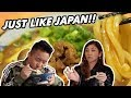 THE MOST JAPANESE UDON EXPERIENCE IN AMERICA! Marugame Udon