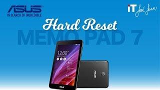 Hard Reset Tablet Asus Memo Pad