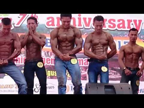 BWR BODY CONTEST 2017, SEMARANG