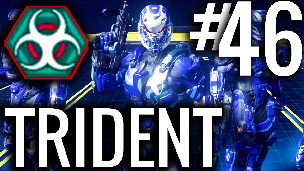 Trident (Halo 5 Breakout Gameplay) - Exclusive Podtacular Footage