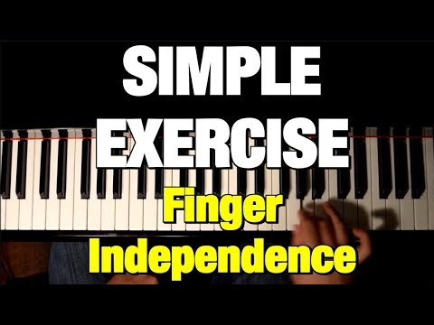 TECHNICAL PIANO EXERCISES