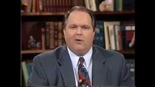 Rush Limbaugh: Sometimes You Just Gotta Laugh
