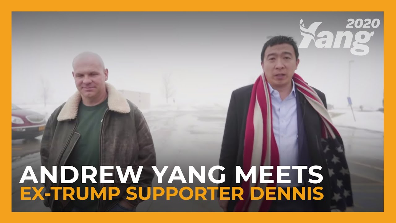 Truckers for Yang