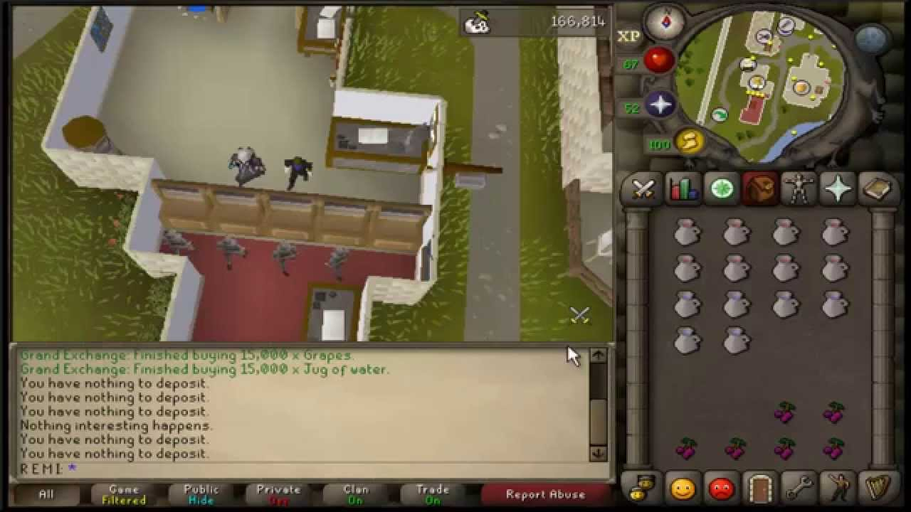 how to get cooking gauntlets osrs