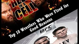 Episode 8 - Hell in a Cell 2018 Preview/UFC 228 Review (Podcast Wrestling Society)