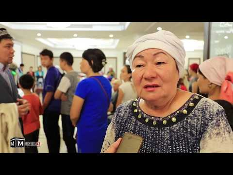 """Мейірімділік мекені"" ""Әзірет Сұлтан"" мешіті 13 07 2018"