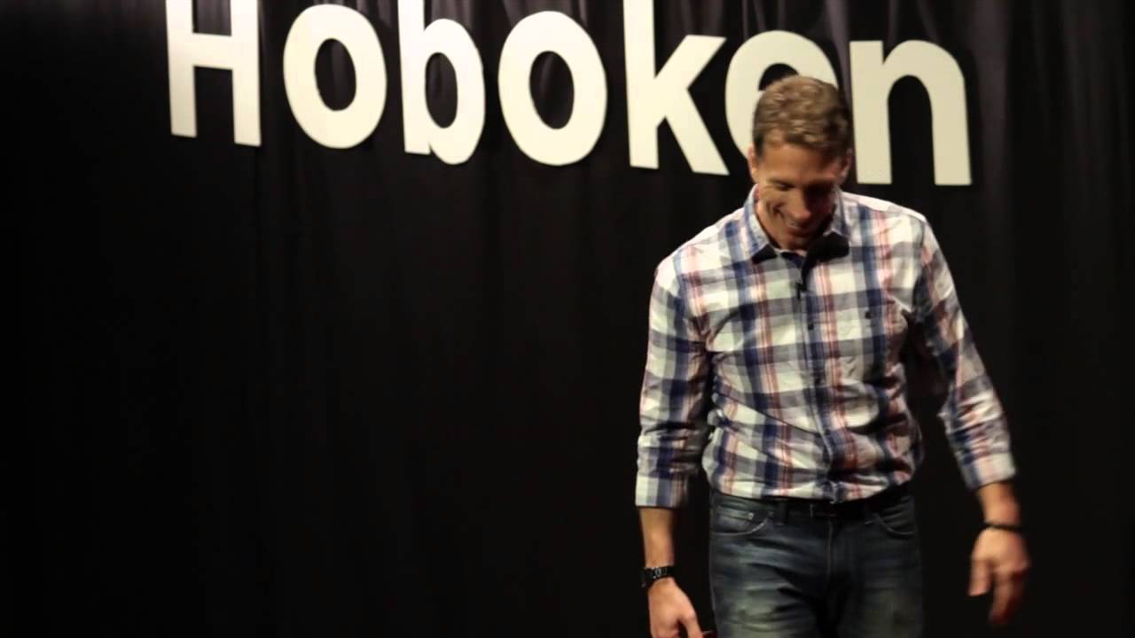 The world's best: Mike Michalowicz at TEDxHoboken