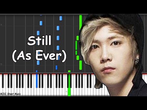 You're Beautiful OST - Still (As Ever) Piano Tutorial