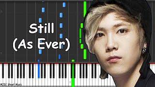 Video You're Beautiful OST - Still (As Ever) Piano midi download MP3, 3GP, MP4, WEBM, AVI, FLV Oktober 2017