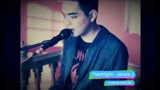 Flashlight - jessie j cover by vinis oki