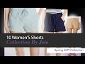10 Women'S Shorts Collection By Joie Spring 2017 Collection