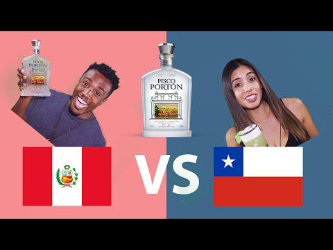 Pisco: Peruvian or Chilean?