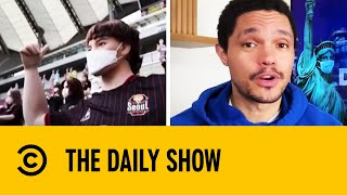 Trevor Noah Presents Seat Filling For Dummies I The Daily Show With Trevor Noah