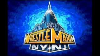 WWE WRESTLEMANIA 29 CANCIÓN OFICIAL (I COMING HOME)