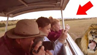 Hunting For Lions and Wild Animals in Africa, Tanzania Safari!