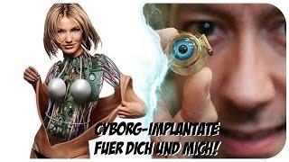 Cyborg-Implantate für alle! - Geheimnisse der SPD ausgeplaudert! - Nordkorea cheatet!