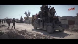 القوات العراقية تسيطرعلى كامل مطار الموصل | تقرير الاتحاد