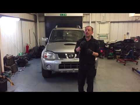 Nissan Navara D22 Restoration (You Choose the Mods)
