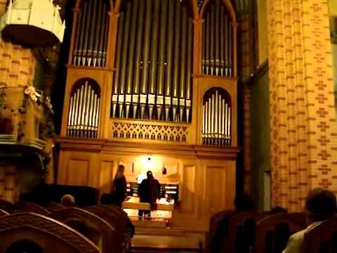 Орган  Черновцы  Армянская церковь  Armenian Catholic Church
