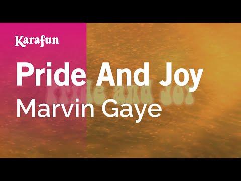 Karaoke Pride And Joy - Marvin Gaye *