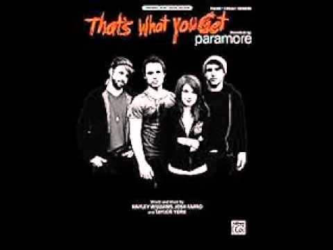 That's what u get - Paramore ( Indonesia Gamelan version)
