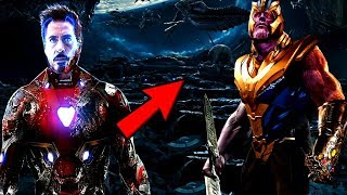 THANOS & IRONMAN CURSED THE MIND STONE REVEALED! Avengers 4 There's Evidence