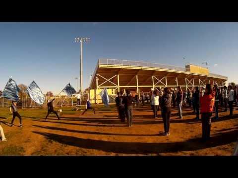 Pennsbury High School Marching Band - 2016 Run Through