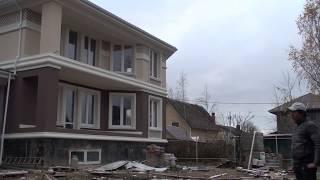 видео Утепление домов жидким пенопластом в Москве и области