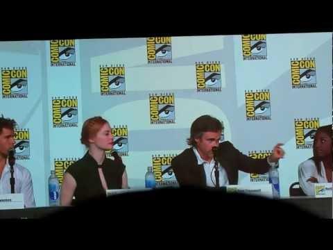 Comic Con 2012: True Blood Panel Part 2