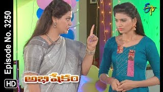 Abhishekam | 15th June 2019 | Full Episode No 3250 | ETV Telugu