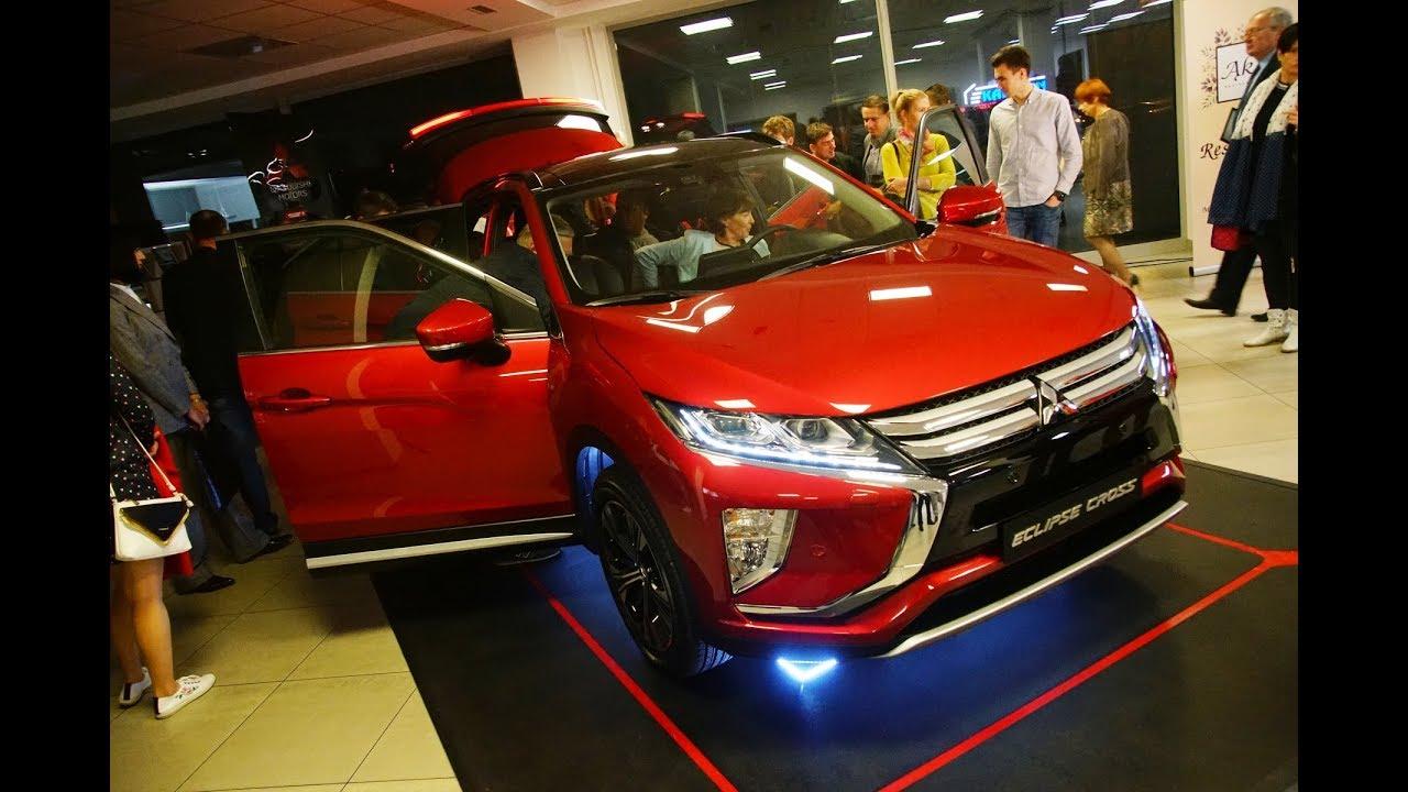 Lublin Parexbud. Premiera Mitsubishi Eclipse Crossover