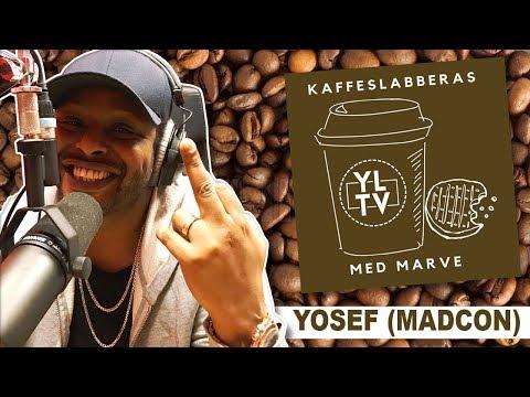 Yosef (MadCon) | Kaffeslabberas med Marve - 005 [PODCAST]: YLTV