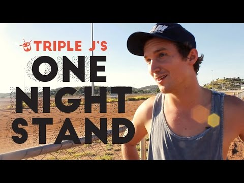 Harry's tour of Mount Isa for triple j's One Night Stand