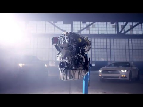 EcoBoost Engine Meets Skateboard - The Boost Ford