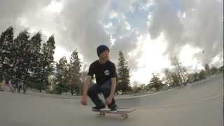 Brandon Nguyen Can Skateboard