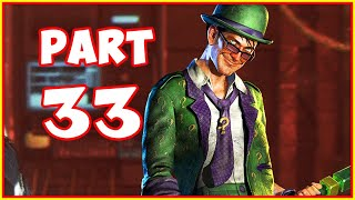 Batman Arkham Knight Gameplay Walkthrough - Part 33 - Riddler Trophy Hunt!
