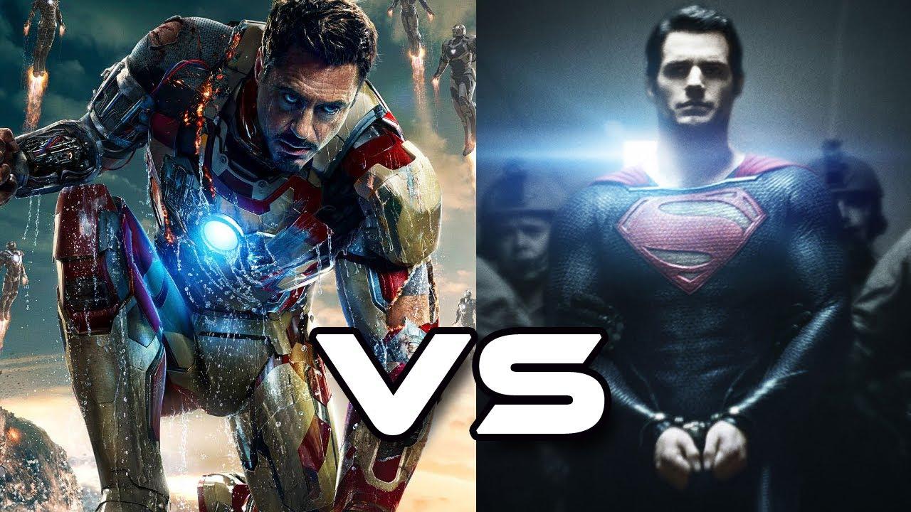 Iron vs Steel: Iron Man 3 vs Man of Steel Debate- Geek World Radio ...